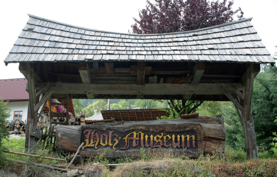 Holzmuseum in St. Ruprecht